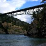 """Deception Pass Bridge 606"" by gopnw"