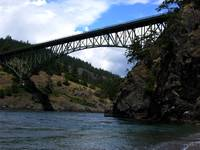 Deception Pass Bridge 606