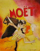 Moet Couple (my adaptation)