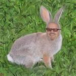 """Jack ""Rabbit"" Nicholson"" by GerhardtIsringhaus"