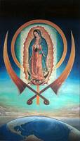 Lady Of Guadalupe and Kanda