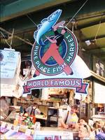 Pikes Market World Famous Fish Market