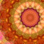 """Orange Spiral"" by RobertBurns"