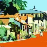 """Wild West California RD Riccoboni"" by BeaconArtWorksCorporation"