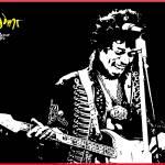 """Jimi Hendrix"" by demonpedro"