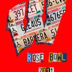 """WISCONSIN Rose Bowl"" by shademan"