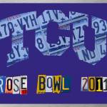 """TCU Rose Bowl"" by shademan"