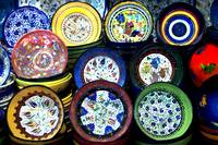 Pottery at the Grand Bazaar, Istanbul