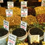 """From the Olive Shop, The Spice Bazaar, Istanbul"" by OJPHOTOS"