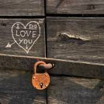 """Rusty Padlock on an old door."" by OJPHOTOS"