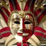 """The Jooker. Mens masquerade mask. Venice"" by OJPHOTOS"