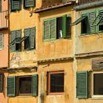 """Detail from Ponte Vecchio, Florence, Italy"" by OJPHOTOS"