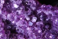 Purple Crystals