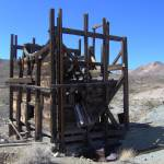 """Old Gold Mine in Nv. desert"" by ART4YOUR2EYES"