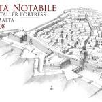 """Mdina, Malta"" by MilitaryArchitecture"