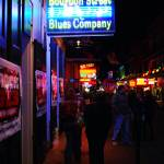 """Bourbon Street by Night"" by mattiebryant"