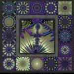 """""""Sapphire Wind Redux"""" by AnnStretton"""