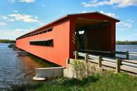 Langley Covered Bridge