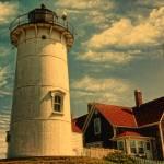 """""""Nobska Lighthouse II"""" by ginacormier"""