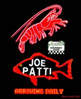Joe Patti Sign