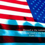 """Blessed is the Nation"" by Sherebiah"