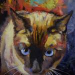 """Seal Point Siamese"" by creese"