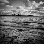 """PoolBeg Chimenys,Dublin"" by mixedbagphotography"