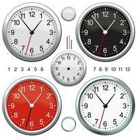 Chrome Clocks