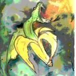 """""""Snake-ana"""" by debrahzart"""