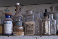 Old Medicine Bottles, Ghost Town of Bodie