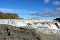 Gullfoss Up Close
