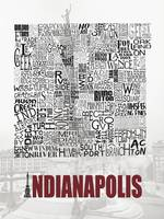 Indianapolis Neighborhoods - Poster 1