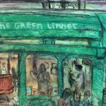 """The Green Linnet (Paris)"" by DreamingGodProductions"