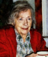 Portrait of Barbara Bogart Browning