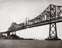 Completing the Last Section of the Eastern Span, 1 by WorldWide Archive