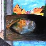 """Brugge, Belgium"" by bayviewart"