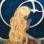 """""""Girl Praying"""" by ArtSamadhi"""