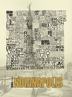 Indianapolis Neighborhoods - Poster 3