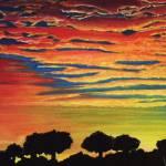 """""""Scenic San Diego Sunset"""" by KessingerKlassics"""