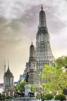 Wat Arun (Temple of the Dawn) - Bangkok