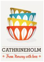 Cathrineholm From Norway with love poster