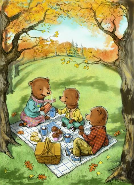 Image result for teddy bears picnic