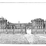 """Chateau of Varsailles"" by GilWarzecha"