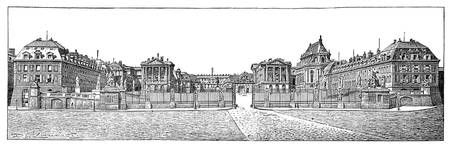 Chateau of Varsailles