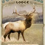 """some old lodge in montana"" by rchristophervest"