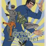 """The Green Hornet (ReRelease)"" by AtomicKommieComics"