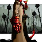 """Hellboy"" by stillts"