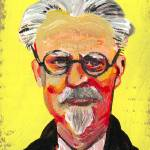 """Leon Trotsky"" by AnnHuey"