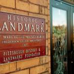 """St Mary-Landmark Sign"" by MikeandAmy"