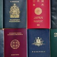 Passports of the World Art Prints & Posters by Joel Carillet